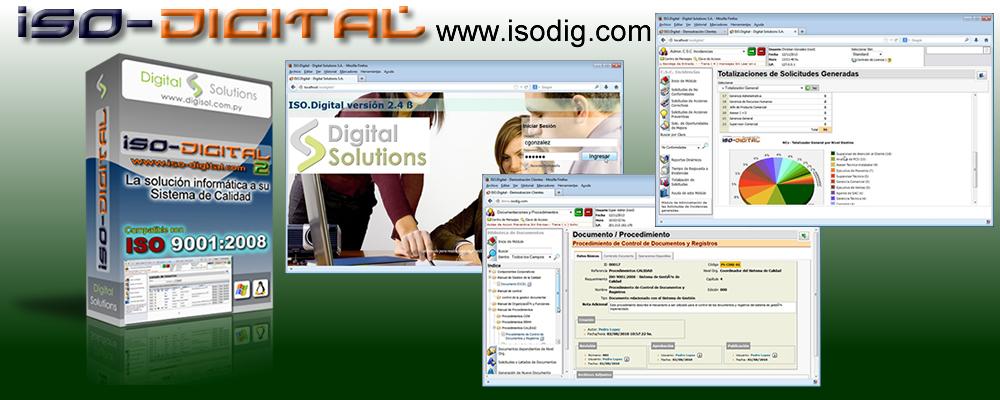 Sistema ISO.Digital